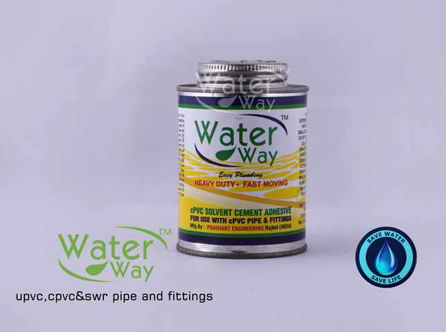 CPVC Pipe Solvent - UPVC Pipe Solvent - Pipe Joints Solvent Cement