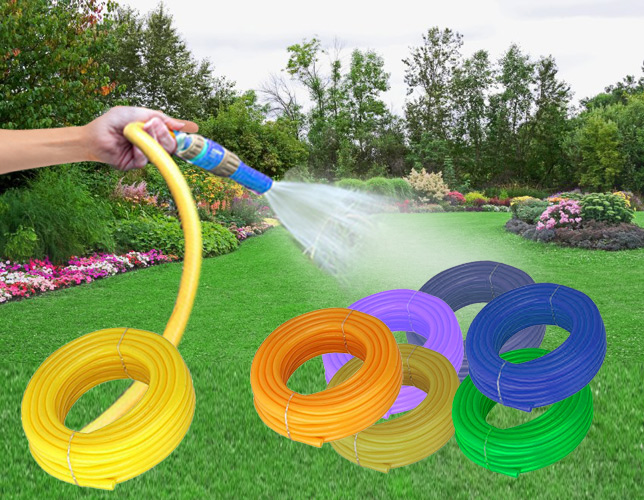 Garden Water Hose Pipe Pipeline Manufcturers