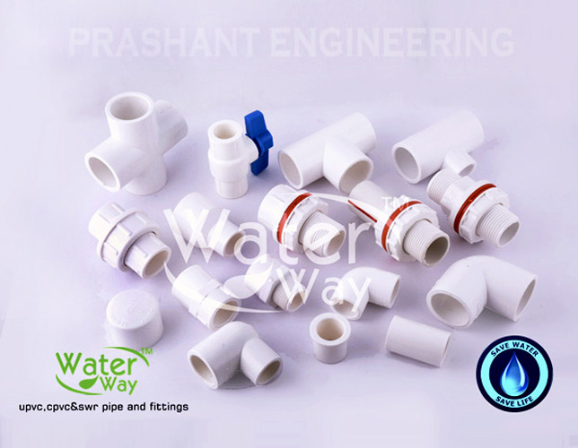 Prashant Engineering - Water Way Pipe Fittings Manufacturers