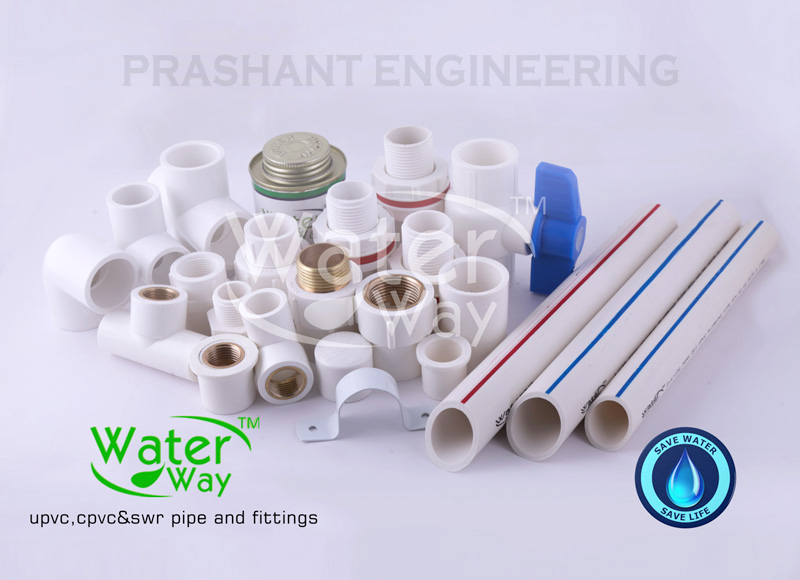 UPVC Plumbing Pipe Fittings Manufacturers