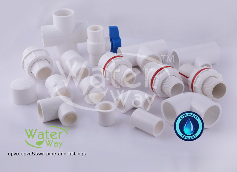 UPVC Plain Pipe Fittings Suppliers Rajkot