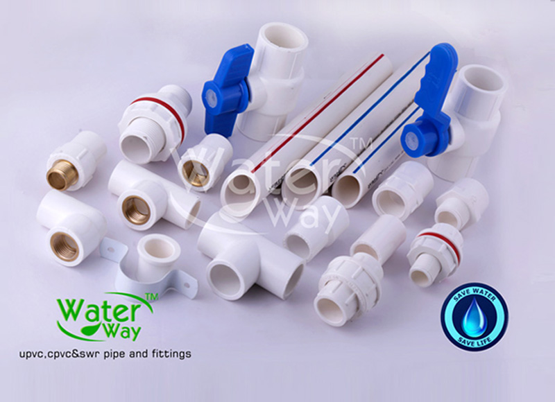 UPVC Plain Pipe Fittings Manufacturers Rajkot